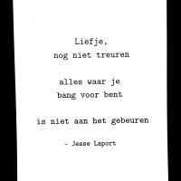 Jesse Laport, poëzie, stadsdichter, cadeau, webshop, winkel, product
