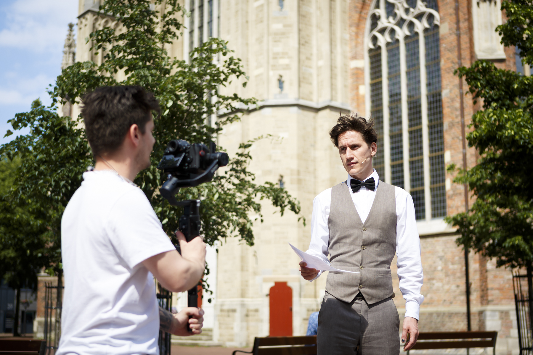 Stadsdichter, dichter Arnhem, Jesse Laport 2021, spoken word